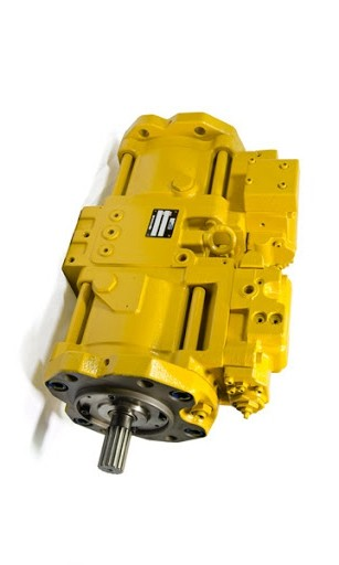 Caterpillar 367-8295 Hydraulic Final Drive Motor