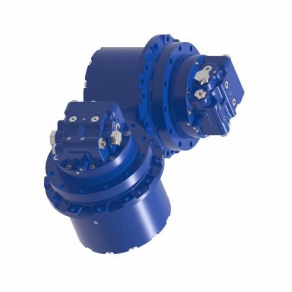 Caterpillar 421-4381 Hydraulic Final Drive Motor #1 image
