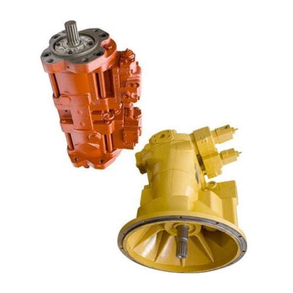 Caterpillar 353-0610 Hydraulic Final Drive Motor #1 image